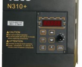 东元变频器N310系列选购须知