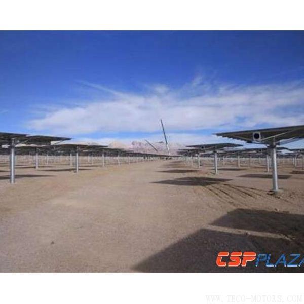 【电厂】中控太阳能德令哈50MW塔式熔盐光热发电项目正式复工 行业资讯 第2张