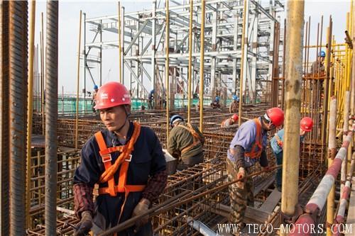 【电厂】江苏华电如皋热电联产工程现场施工快速展开 行业资讯