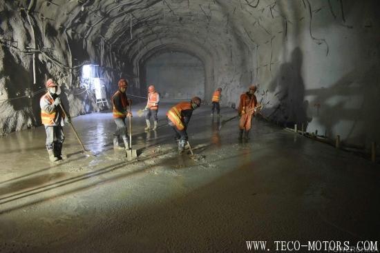 【电厂】杨房沟水电站混凝土浇筑顺利转序 行业资讯