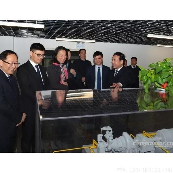 【压缩机】引领能源装备绿色发展,壳牌、陕鼓携手共迈中国制造2025 行业资讯 第3张
