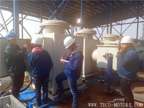 【电厂】国电蚌埠项目一天双节点 调试工作全力推进 行业资讯