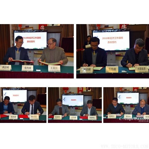【压缩机】汉钟精机和德耐尔在枫泾镇2018年优化营商环境工作会议上获奖 行业资讯 第5张