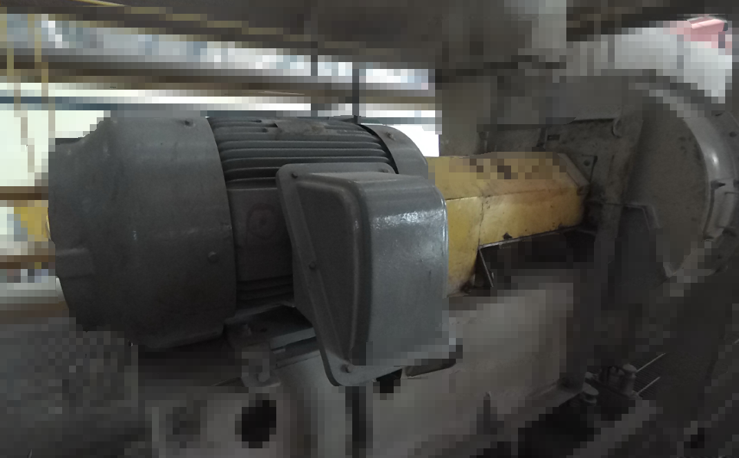 东元NEMA电机服役7年,运行状态良好,现场检测运行状态 业绩案例 第1张