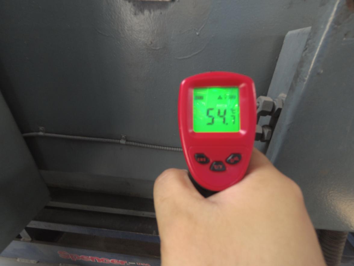 东元08年出厂大功率电机维修保养 业绩案例 第4张