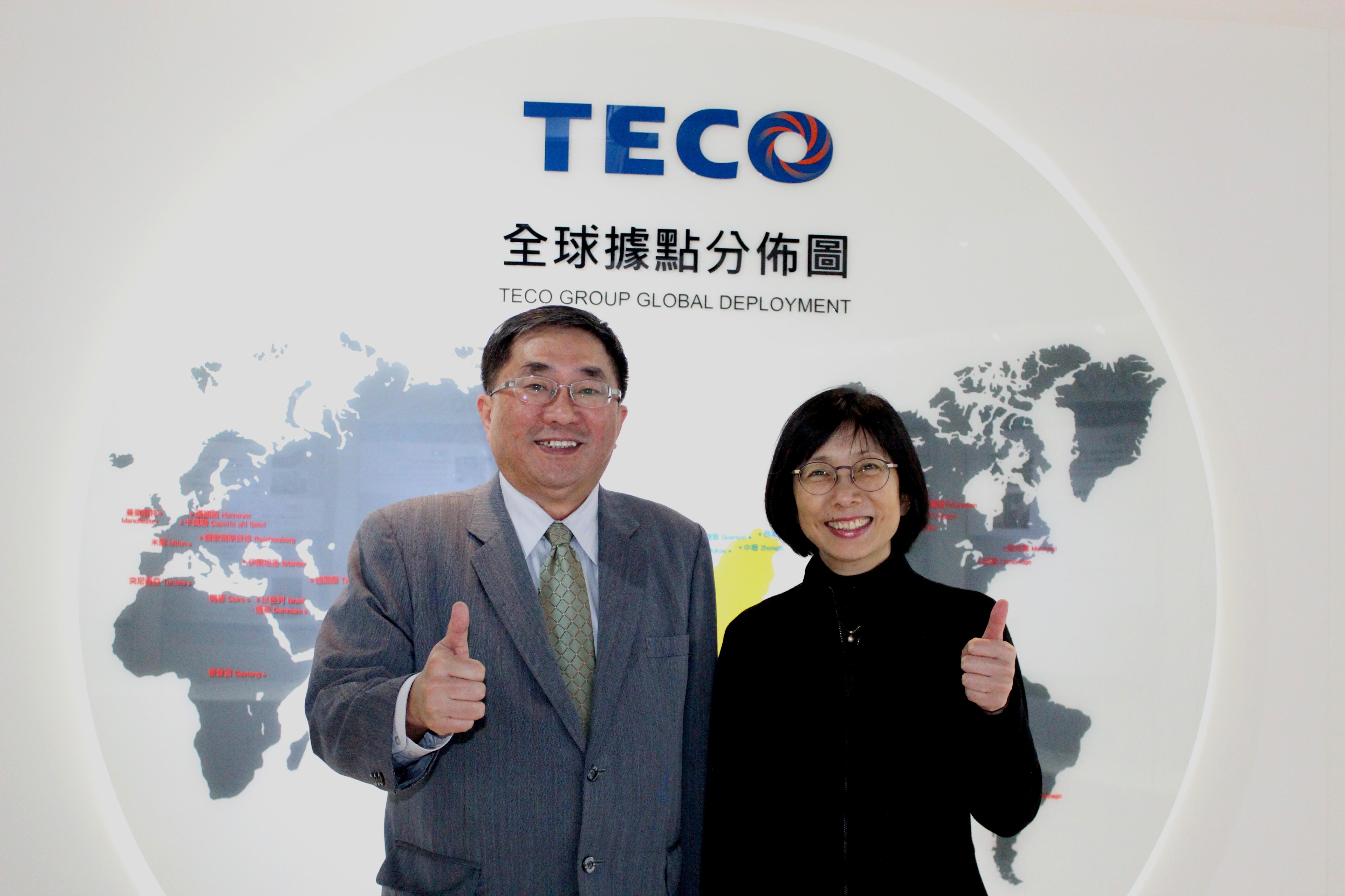 东元电机发布重大讯息  连昭志暂代总经理职务