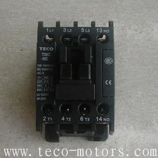 东元TECO交流接触器TMC-9E220V,正品_低价_促销